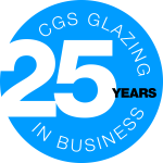 CGS Glazing 25 years in business