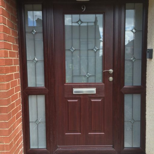 Rockdoor uPVC composite door
