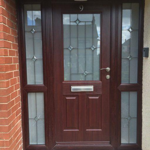 Rockdoor uPVC composite door