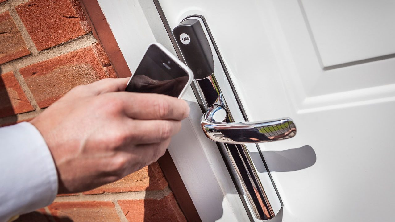 Yale Conexis L1 Smart Door Lock