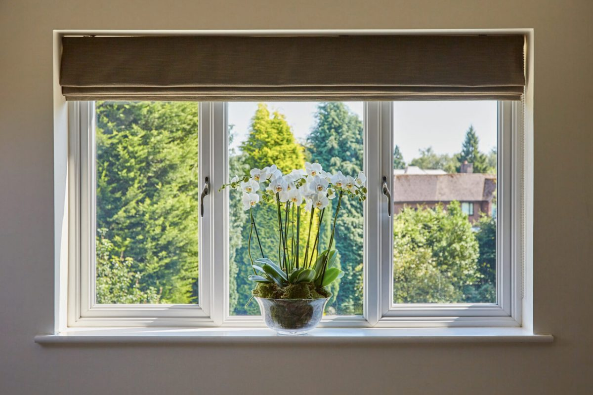 VEKA uPVC windows