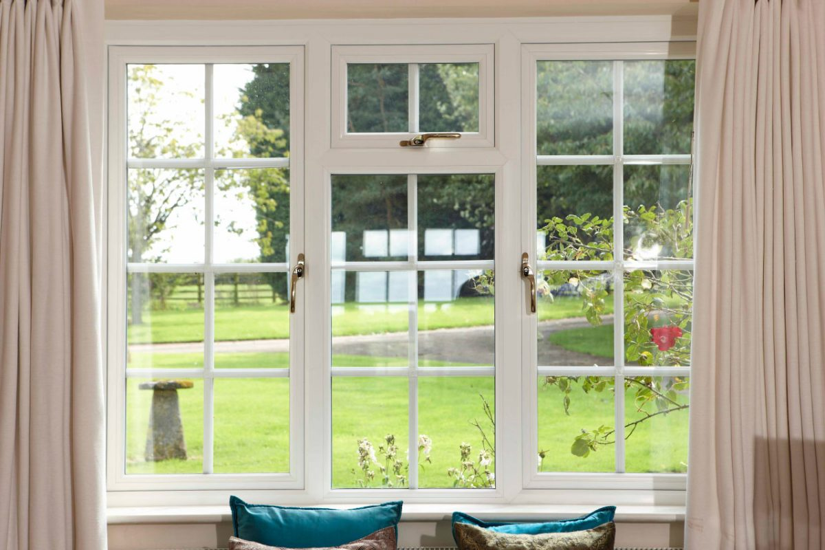 Planitherm double glazed units